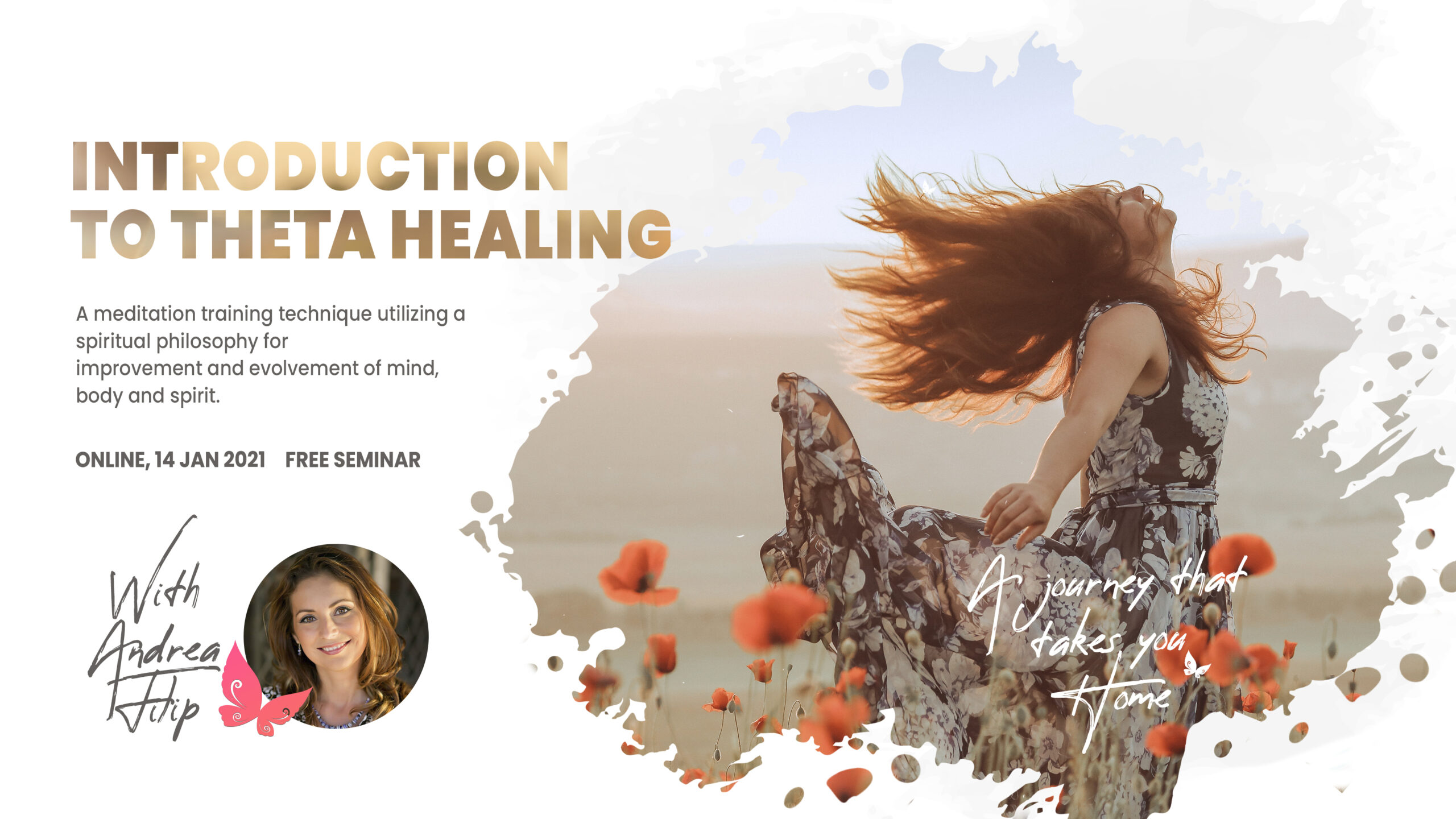 Intro to ThetaHealing with Andrea Filip - Girl