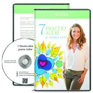 DVD - 7 Practici alese pentru Iubire