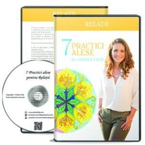 DVD - 7 Practici alese pentru Relatii