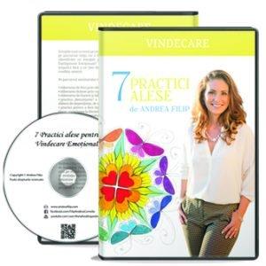 DVD - Practici alese pentru Vindecare Emotionala