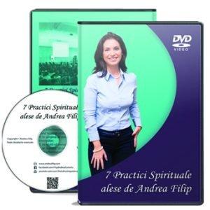 DVD - 7 Practici Spirituale alese de Andrea Filip