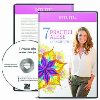 DVD - 7 Practici alese pentru Intuitie