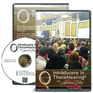 DVD - Introducere in ThetaHealing