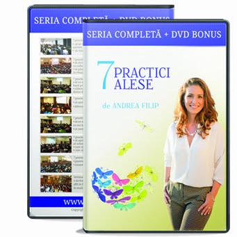 DVDuri - Seria completă de DVD-uri 7 Practici alese