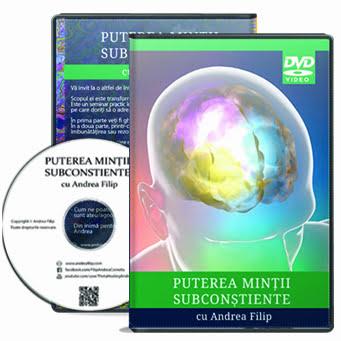 DVD - Puterea Mintii Subconstiente